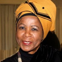 Photograph of Mamphela Ramphele